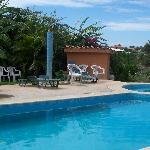 La rica piscina