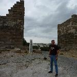Myndos-Tor, ein ehemaliger Eingang