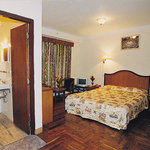 Clean and well furnished rooms, each with attached bath.