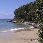 Noosa beaches - not far from there