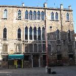 Palazzo Zaguri Außenansicht
