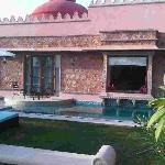 pool privé