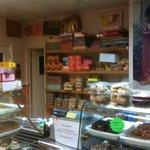 Pooja shop counter