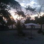 sunrise at 5:15am!