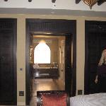 View inside of bathroom of 1 bedroom pool villa