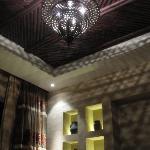 View of ceiling 1 bedroom pool villa #12