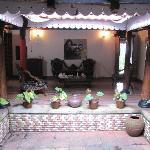 Tharavad - interior