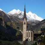 View in Town of Grossglockner