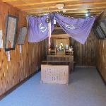 日本で唯一のミイラ稲荷様が祭られています。