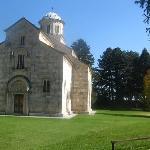 Cultural heritage - Decani Monastery