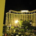 Beau Rivage from our balcony, Room 212