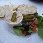 Duck and Chicken Liver Pate