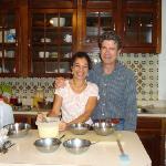 Rosanna & Michael Yarnell, Innkeepers