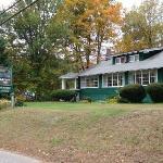 Wilderness Inn in early fall