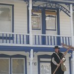 The Centennial House in Park City's Main Street. It was originally a brothel! Since the 1960's t