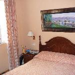 Room 113 bedroom