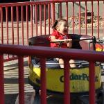 Grand Daughter at Cedar Point