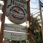 Entrance to Pancake House