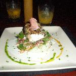 Sesame Crusted White Tuna($8.50)