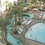Lazy River & Wave Pool