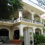 external view of hotel