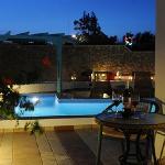 swimming room
