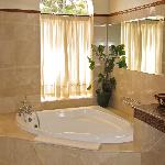 Bathtub in Malaika Suite
