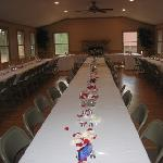 Woodland Room for Weddings