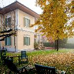 Autumn at Villa d'Azeglio