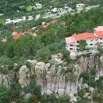 Habitaciones a la orilla de la Barranca