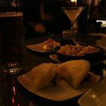 Pork buns & mac n' cheese were the highlights.