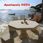 Apartments Neda - Beach 1