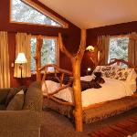 Our Pacific Northwest Inspired Bed and Breakfast Suites