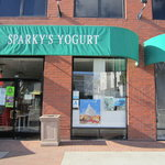 Exterior of Sparkys