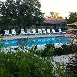 The pool at the Arizona Royal Villa