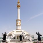 Turkmenistan Independence Monument