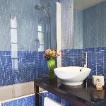 Hotel Le Rocroy  salle de bain