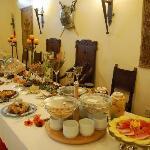 Hotel Real d Obidos Frühstück