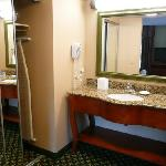 Vorraum zum Badezimmer