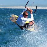 Kurt'n'Marinas - kitesurfing