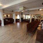 Our brand new dance floor