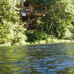 Foto di Tree House Cabins at River of Life Farm