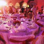 club house soirée mariage