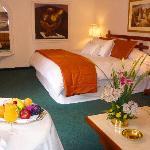 Suites finamente decoradas y deliciosamente espaciosas