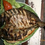 Grilled Fish...