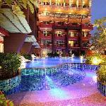 Blue Ocean Resort Pool Hotel