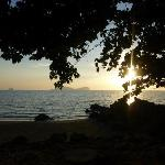 Koh Sukorn Cabana Resort sunset view