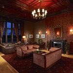 Rockliffe Hall's Drawing Room