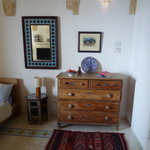Old Maltese chest in apartment one