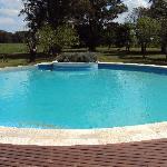 Una de las piscinas espectacular!